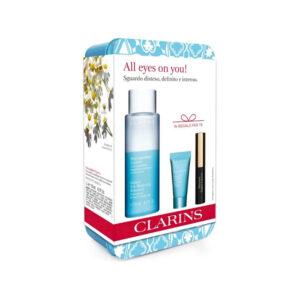 clarins coffret all eyes on you mascara
