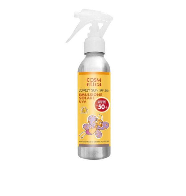 COSMETICA TATANATURAsolare-protezione-50--ml-100-spay-